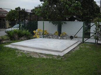 Garden storage for Garden shed johor