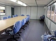Interior of Office Cabin