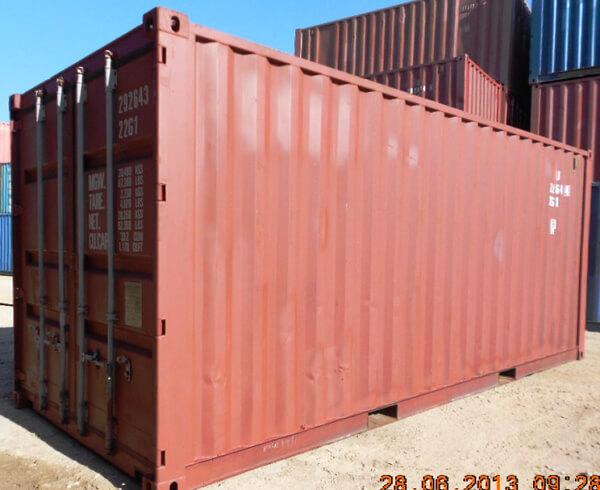 20u0027 Storage Container (GP) ... & Used Storage Containers - Corporate Progress